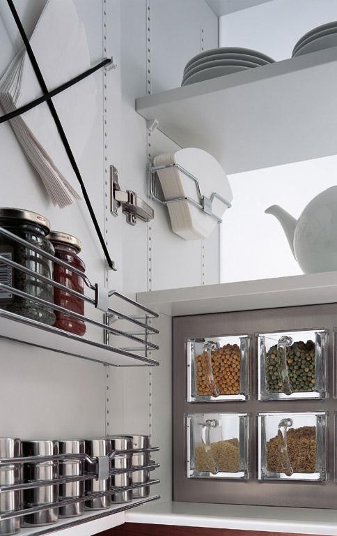 Küche Mehr Stauraum für Küchen Kitchens and Interiors - nobilia küchen fronten preise