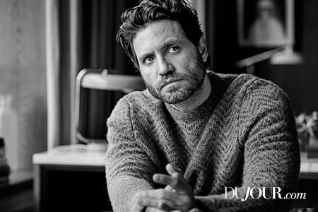 "A world traveler and Golden Globe and Emmy nominee, breakout actor Edgar Ramirez dishes on his upcoming roles in ""Point Break,"" ""Joy,"" ""Hands of Stone"" and ""The Girl on the Train."""