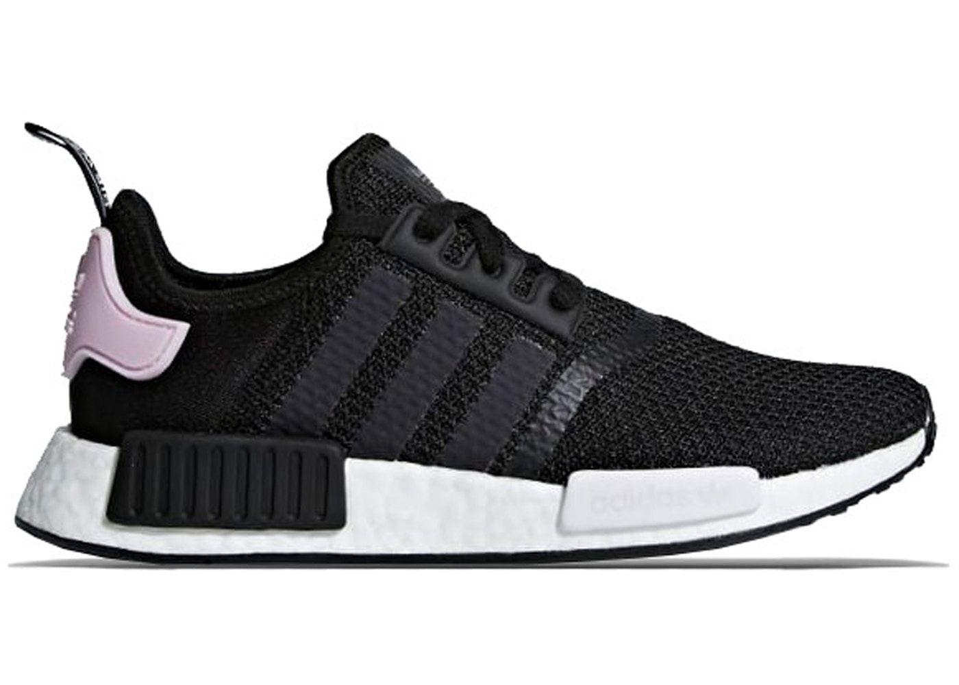 adidas nmd r1 womens core black