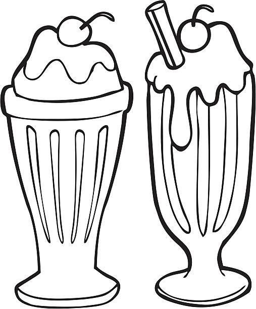 Ice Cream Soda Clipart Clip Art Images
