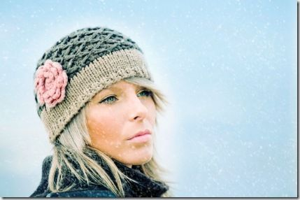 tips for taking portraits in the cold and snow
