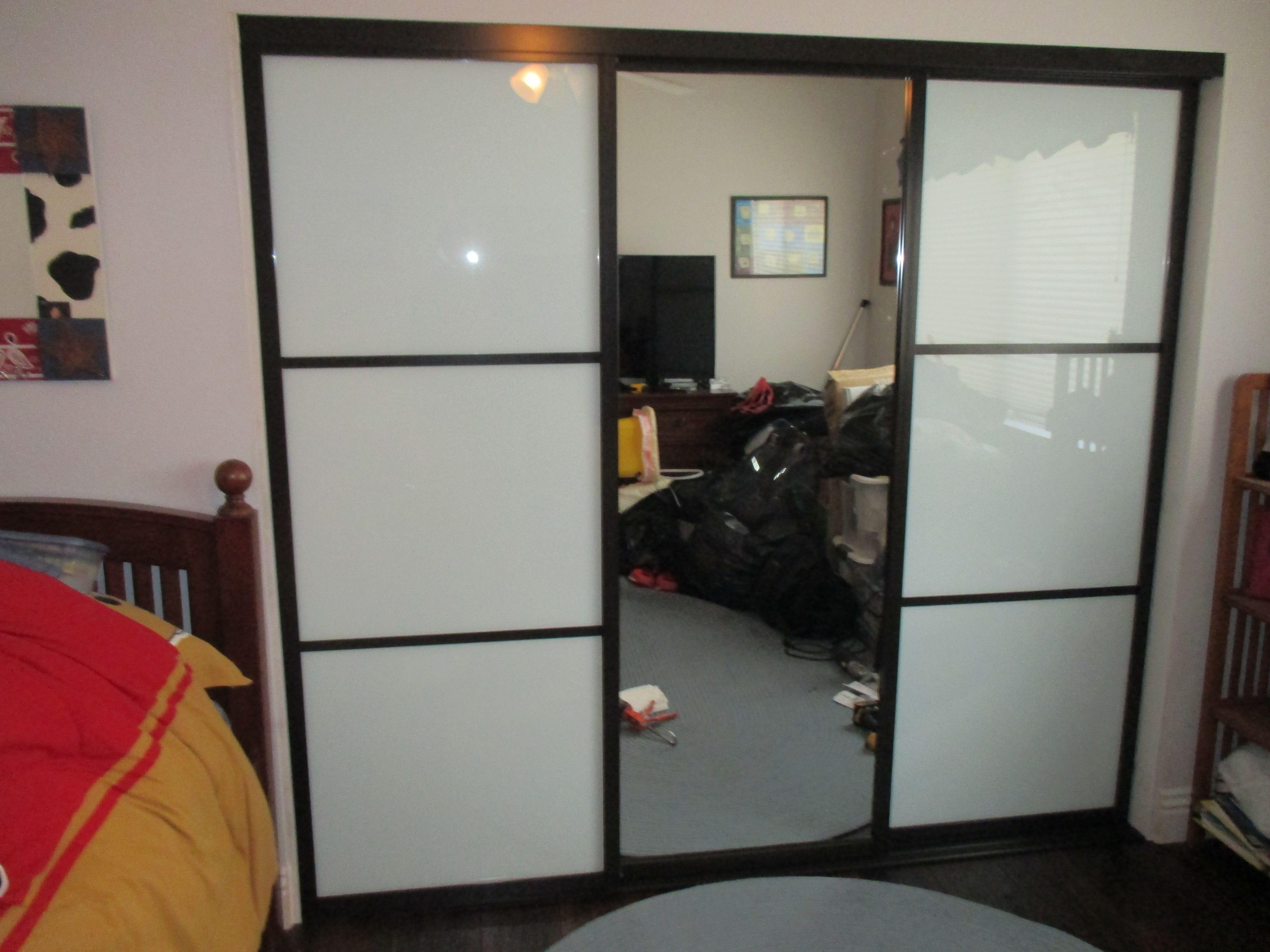 fair vitalyty l mirrored modern for closet sliding wardrobe sogno door lucido visone doors and as