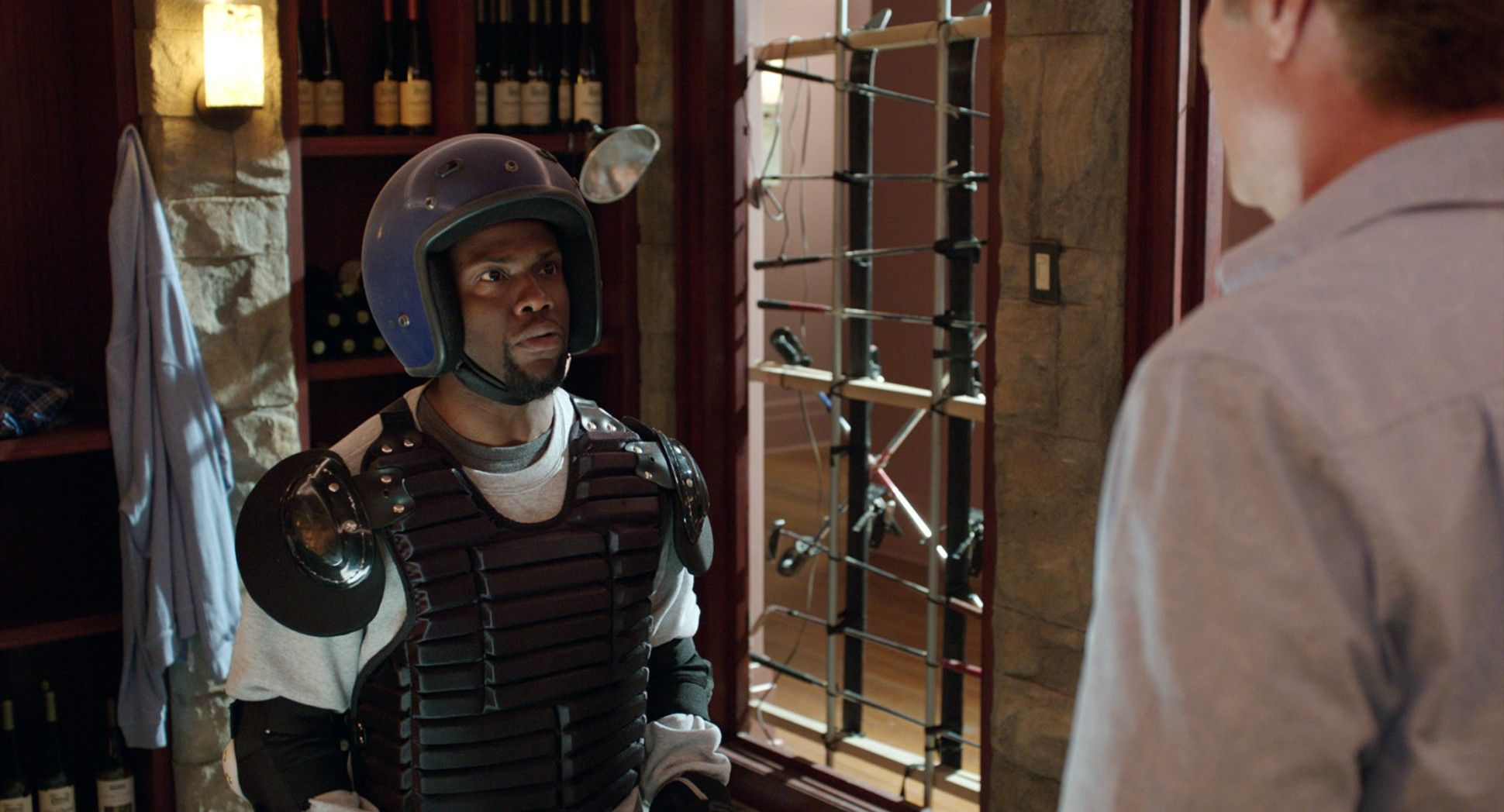 Review Get Hard Is Hilariously Offensive With A Point Kevin Hart Kevin Hart Comedy San Quentin