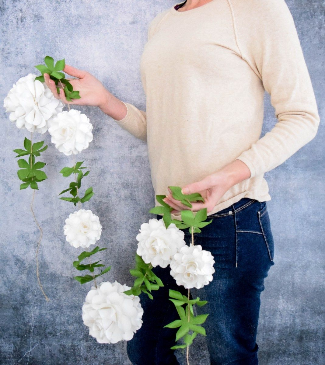Learn how to make Tissue Paper Flowers or Topiary Balls. - YouTube | 1200x1068