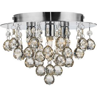Ceiling Lights Argos: Buy Living Joy Flush Champagne Ceiling Light at Argos.co.uk - Your Online,Lighting