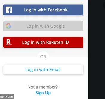 Rakuten Login Simple Login Steps How To Recover Password With