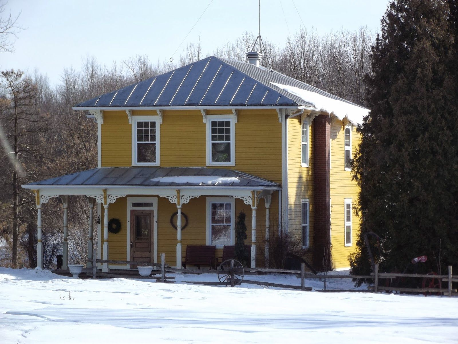 Steel Roof Old House Google Search Metal Roof Old Houses Roofing Options