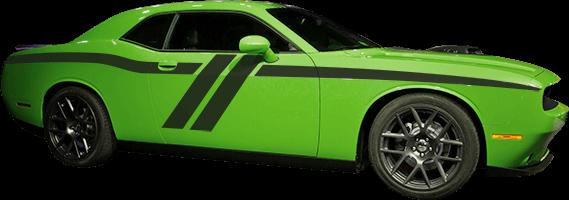 2015 2016 2017 2018 2019 2020 2021 Dodge Challenger Trans Am Side Stripes Vinyl Graphics Stripes Decals Kit Fits Sxt Sxt Plus Gt Gt Awd R T R T Pl Dodge Challenger Challenger Dodge