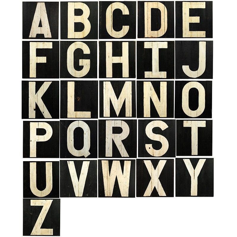 Wooden alphabet letters wall decor simple alphabet letters set wood wooden alphabet letters wall decor endearing zentique large wooden letter for home pinterest wall design inspiration ppazfo