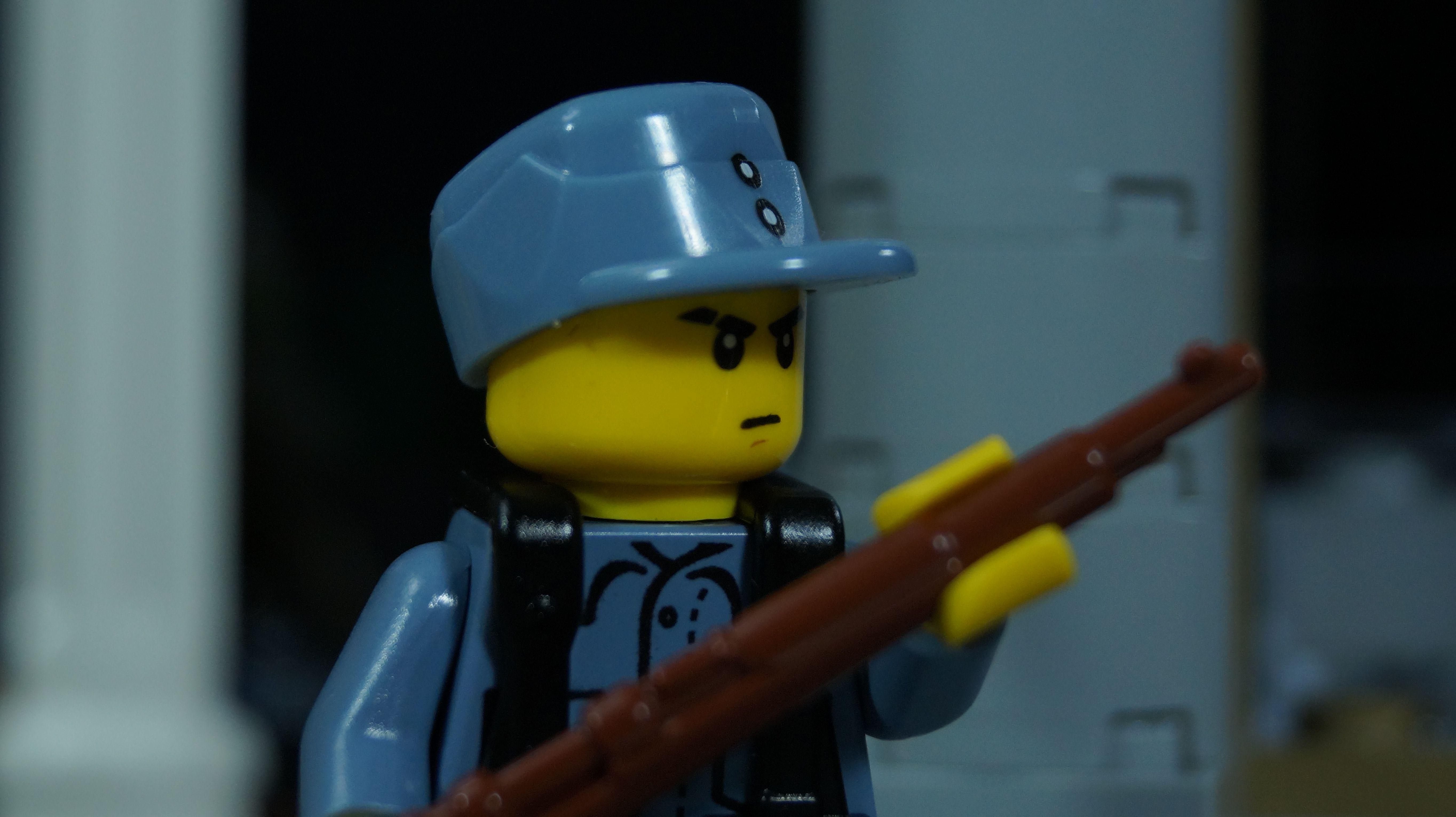 Lego WWII Chinese KMT Soldier by starwars98 on DeviantArt