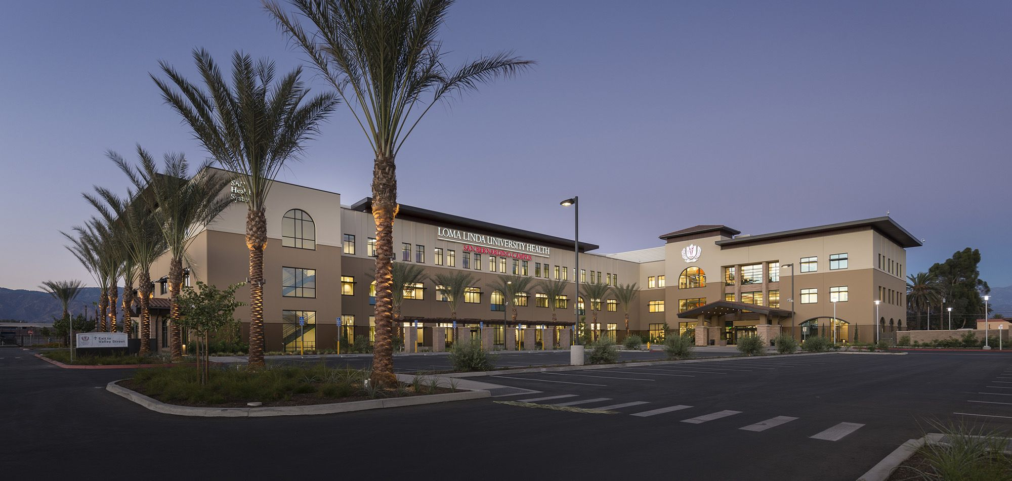 Loma Linda University Health San Bernardino Care and