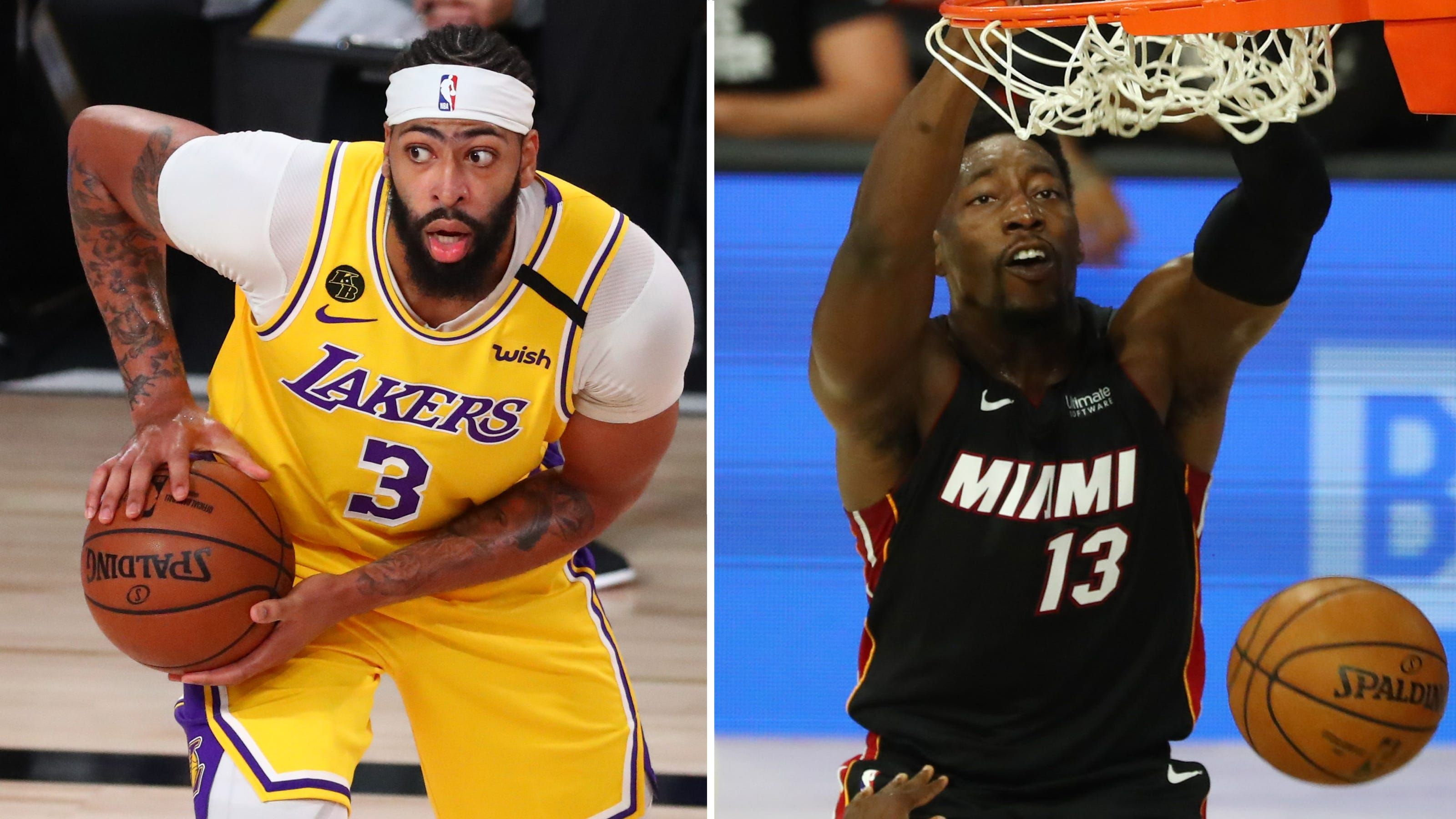 Sports Los Angeles Lakers Vs Miami Heat What To Watch For In Game 1 Of The Nba Finals It S Not The Situation Anyone En In 2020 Nba Finals Lakers Vs Nba Finals Game