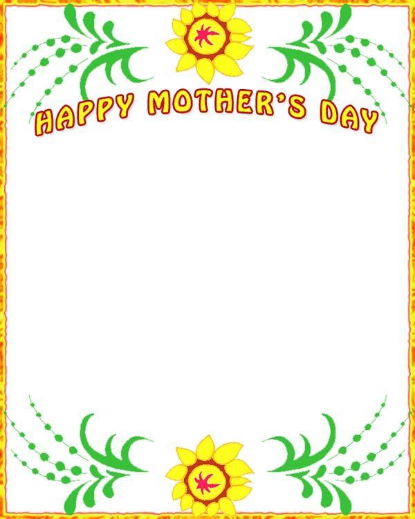 Pin On Mother S Day Stationery
