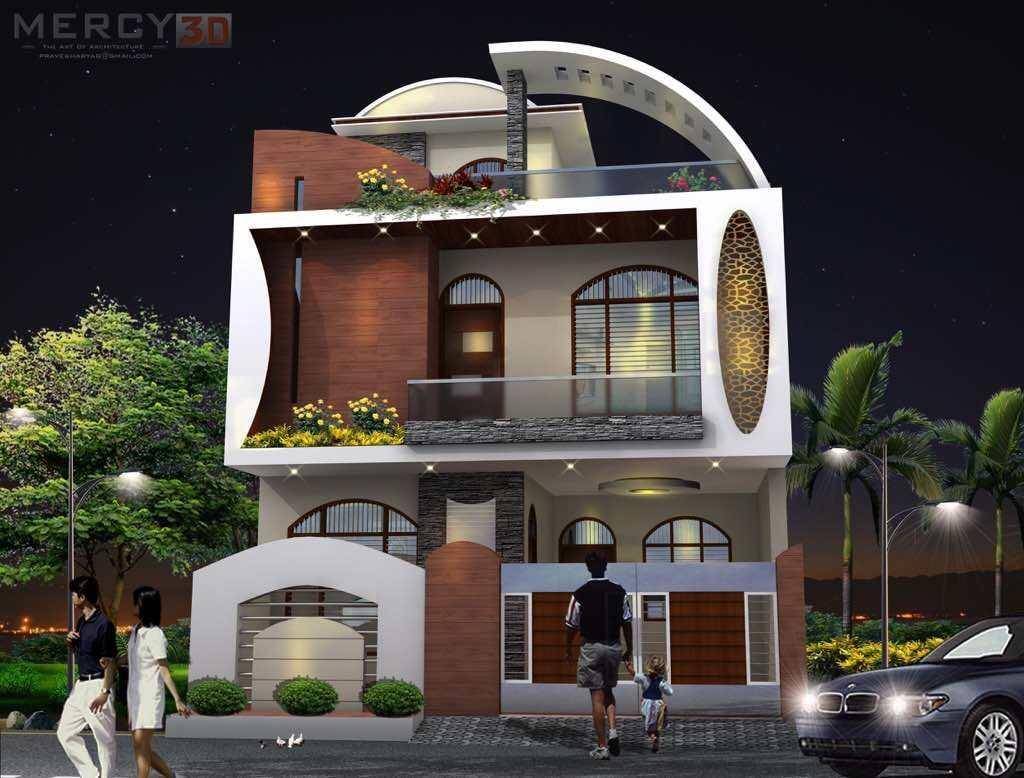 mercy house front design tiny modern beautiful also elevation plans rh pinterest