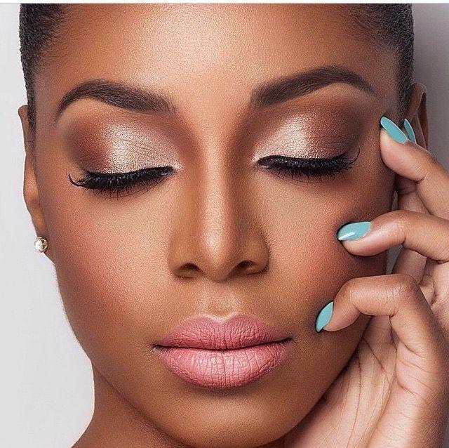 Maquillaje Para Negras, Maquillaje Ahumados, Maquillaje Piel Morena, Maquillaje Graduacion, Maquillaje De