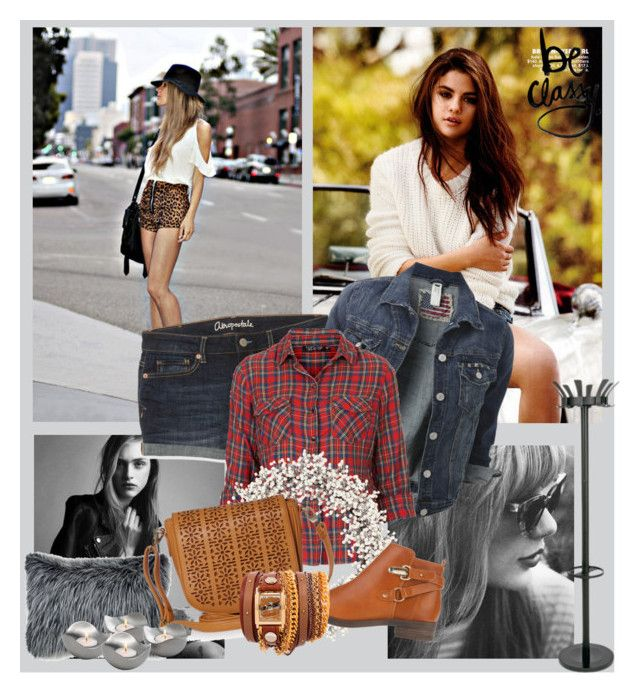 """""""Street Style"""" by annar-163 ❤ liked on Polyvore featuring Aéropostale, Topshop, SPURR, La Mer, Ethan Allen and Georg Jensen"""