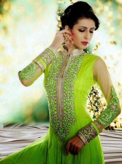 #Anarkali Frock #Dress #Style