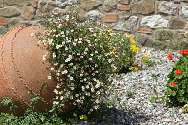 Décoration de jardin en pierre en 35 idées super sympas   Rocaille ...