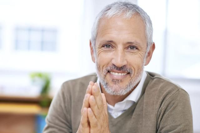 how to deal with getting older as a man