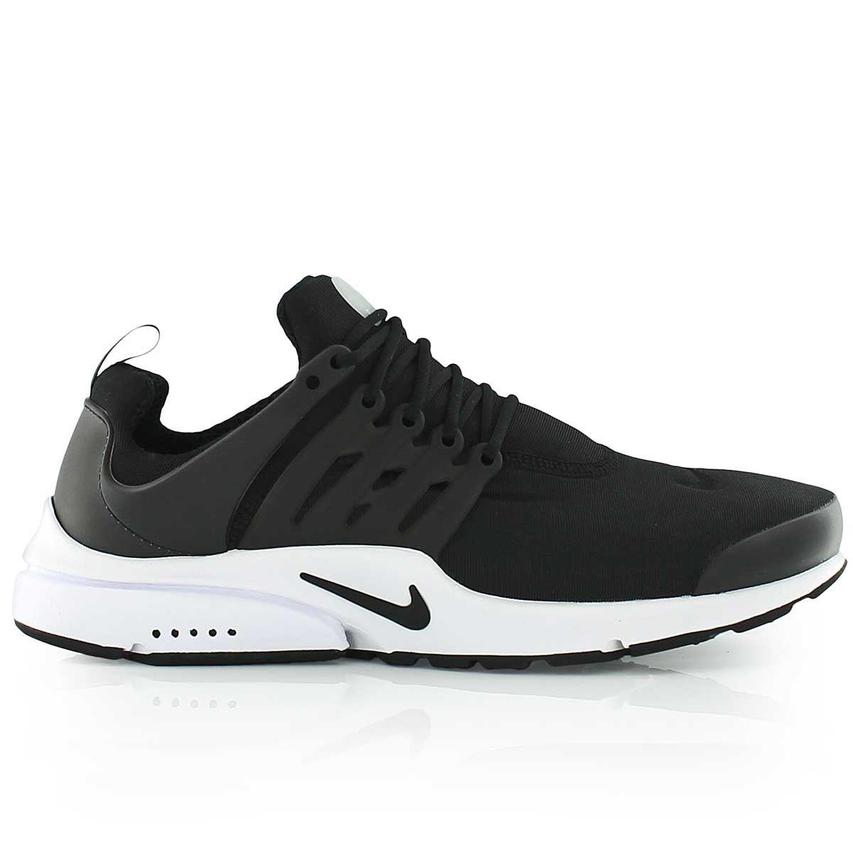 sports shoes 14e69 eb685 nike AIR PRESTO ESSENTIAL BLACK BLACK-WHITE