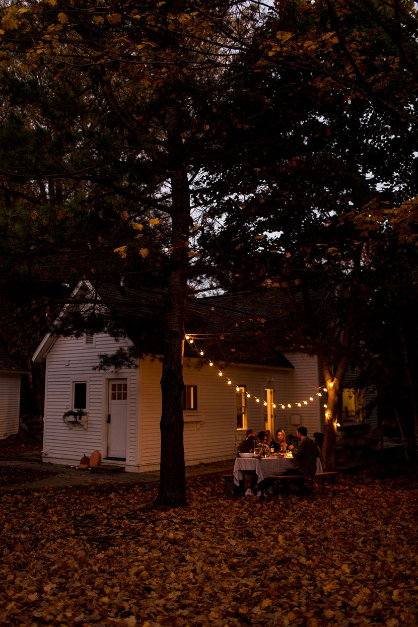 Photo of A Simple Evening: A Cozy Fall Gathering