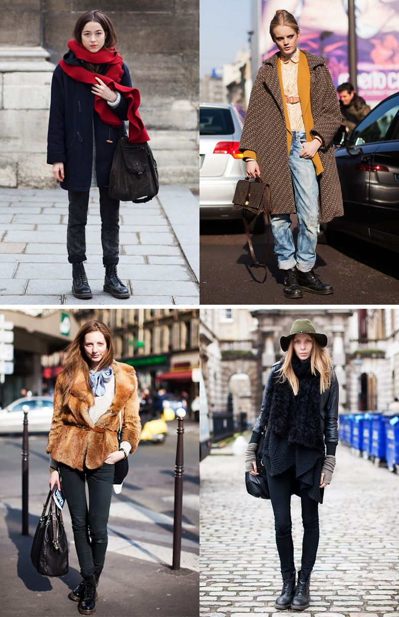 WhatsTrend Blog » Inspiration Dr. Martens   Outfit, Mode