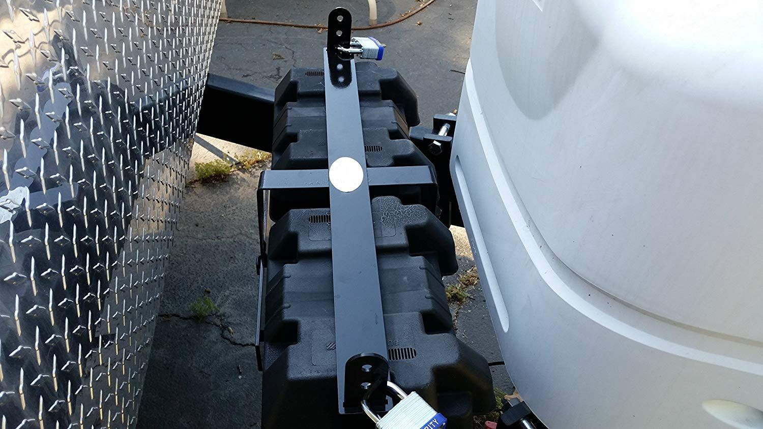 """How To Keep your RV Battery From Being Stolen """"Theft"""" Top"""