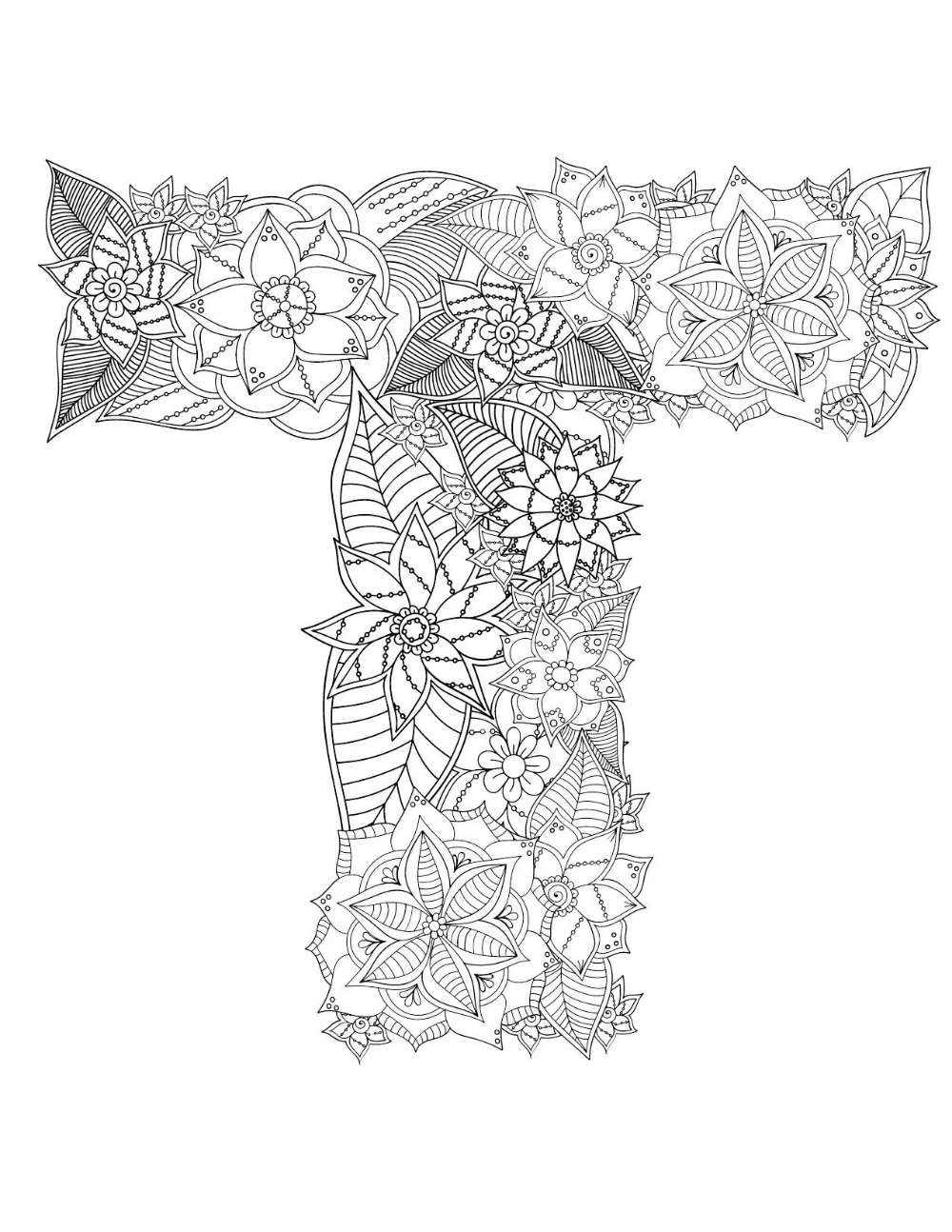 26 Litery ideas  lettering alphabet, coloring pages, coloring letters