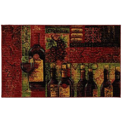 Mohawk Home Wine Kitchen Rug | For the Home | Kitchen rug ...