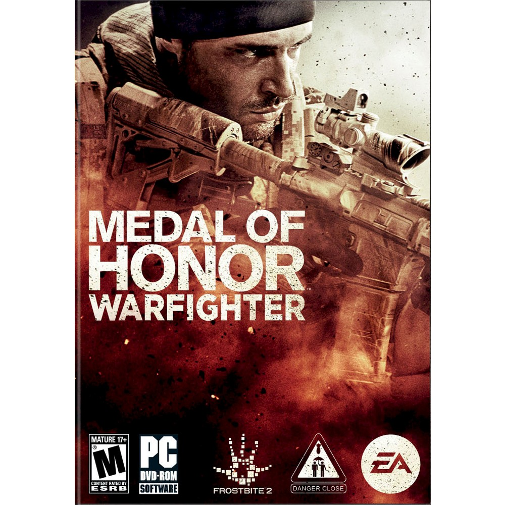 Medal Of Honor Warfighter Electronic Software Download Pc