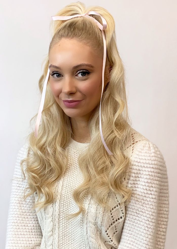 3 lowmaintenance holiday hair looks you can do in fewer