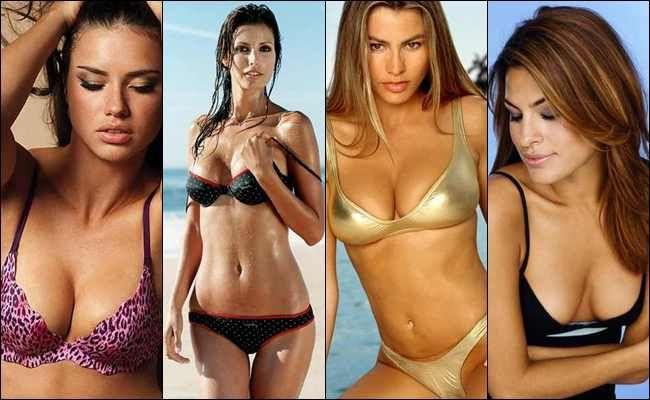 Wanita Cantik Berkemban Jarik Hot: 10 Artis Wanita Amerika Latin Yang Paling Ter Seksi Dan