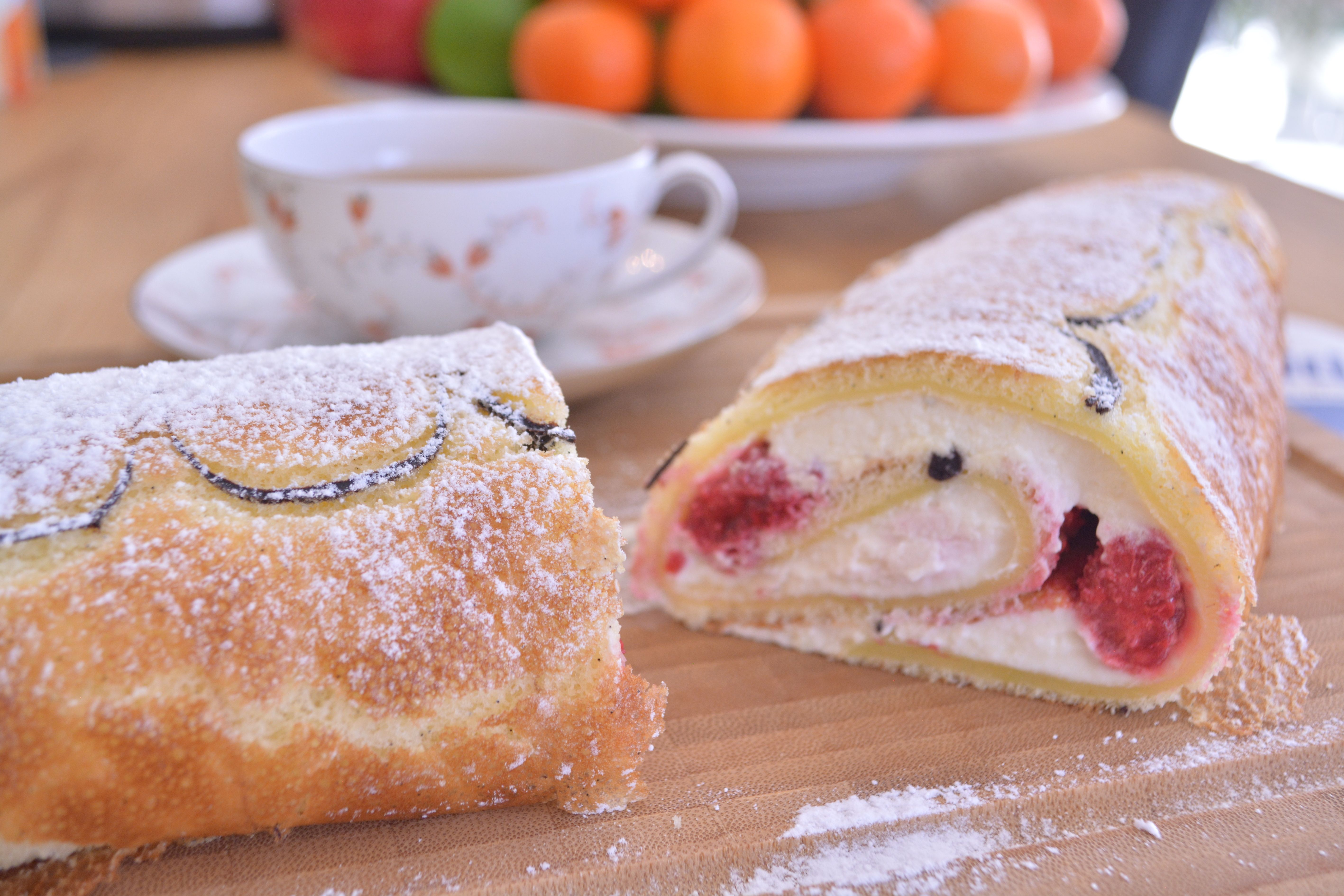 положить начинки для бисквитного рулета рецепты с фото остается жить