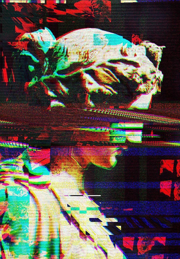 glitch art Mehr