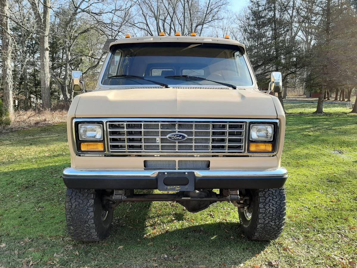 1985 Ford Pathfinder 4x4 Van cars & trucks by owner