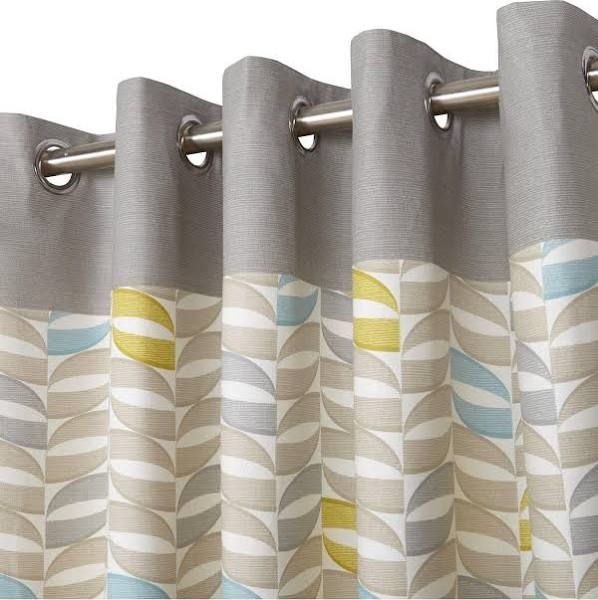 10 Stunning Yellow And Grey Living Room Curtains