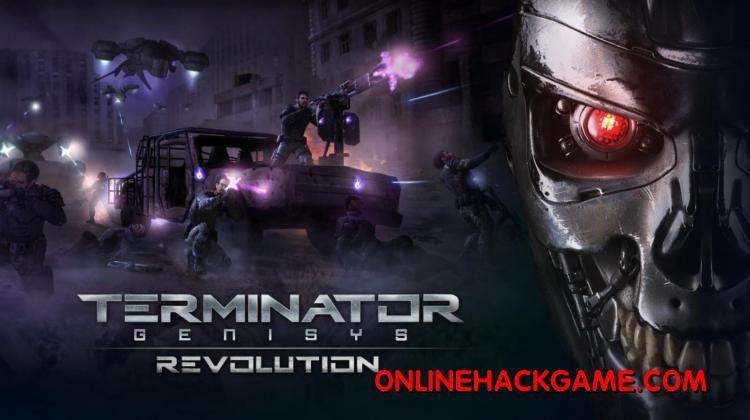 Terminator Genisys Future War Hack Cheats Unlimited Tp