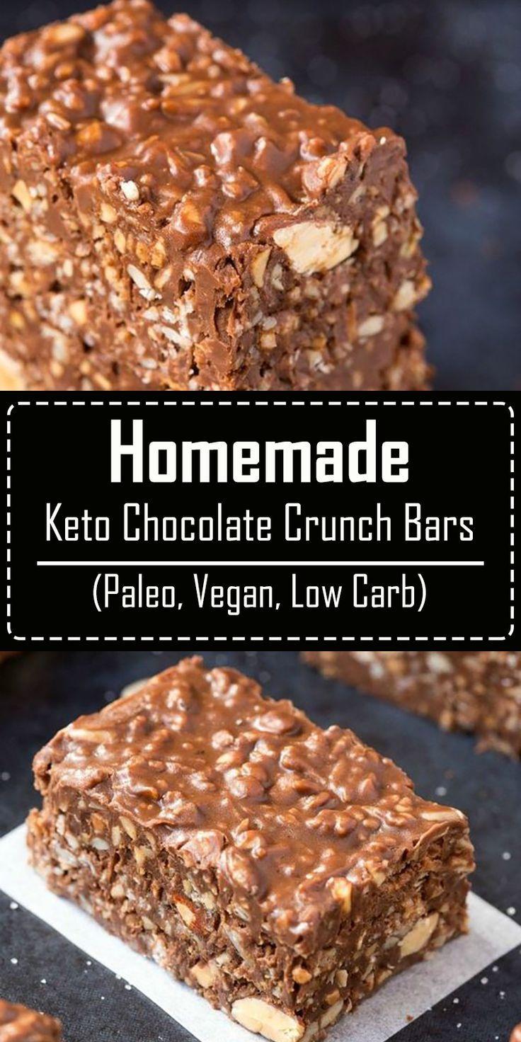 Get Chocolate Crunch Recipe