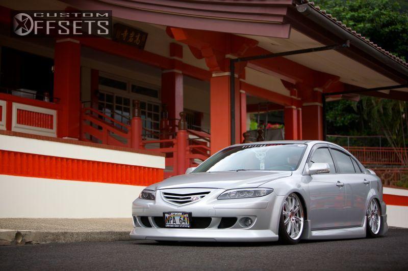 "Nissan Of Lawton >> custom-2004-mazda-6-OFFSETS   ""PRO STANCE""/550WAY\™   Mazda 6, Mazda, Import cars"