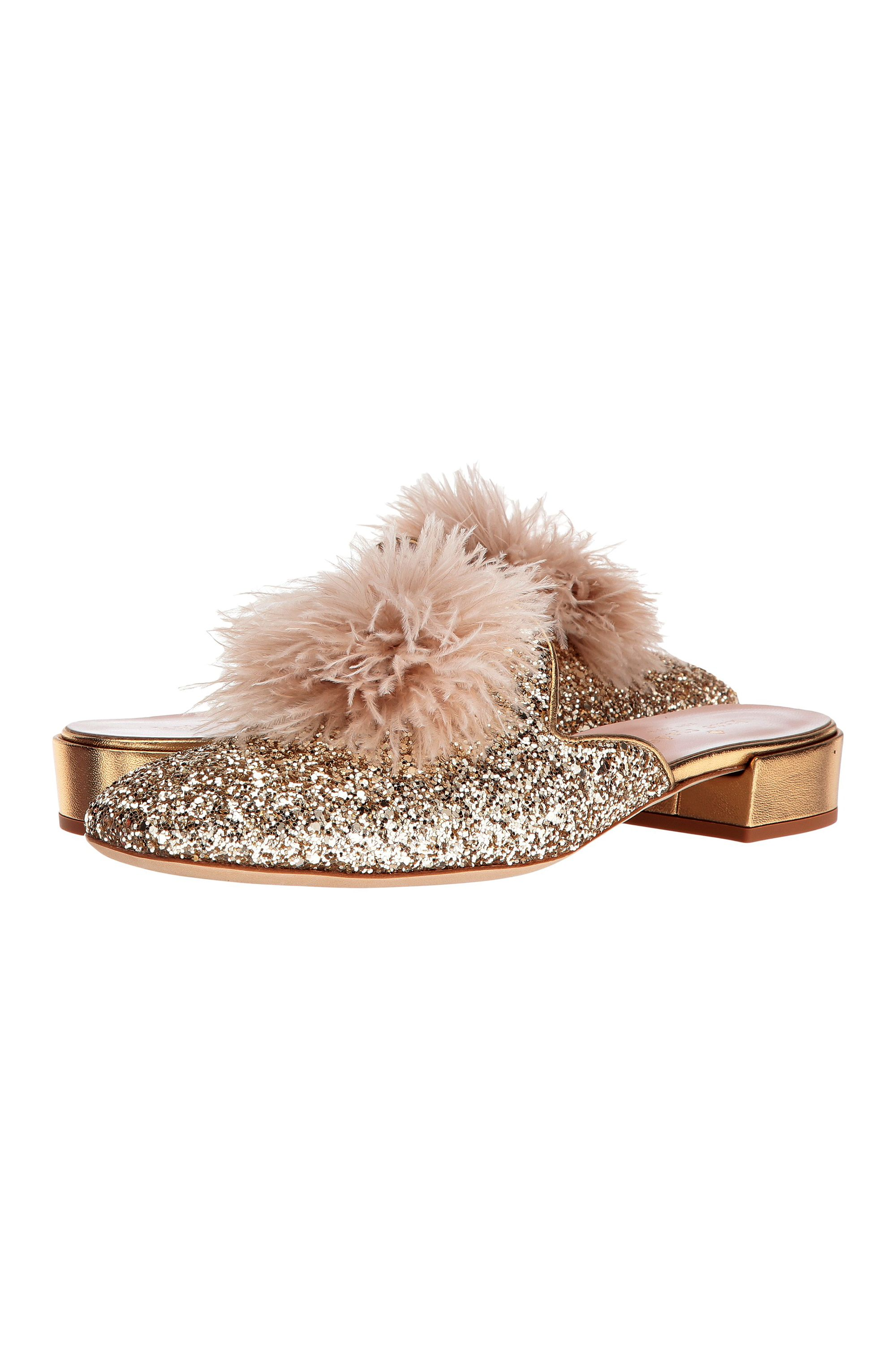a9609f34a 11 Pairs of Fluffy, Feathery Shoes to Wear Outside the Bedroom ...