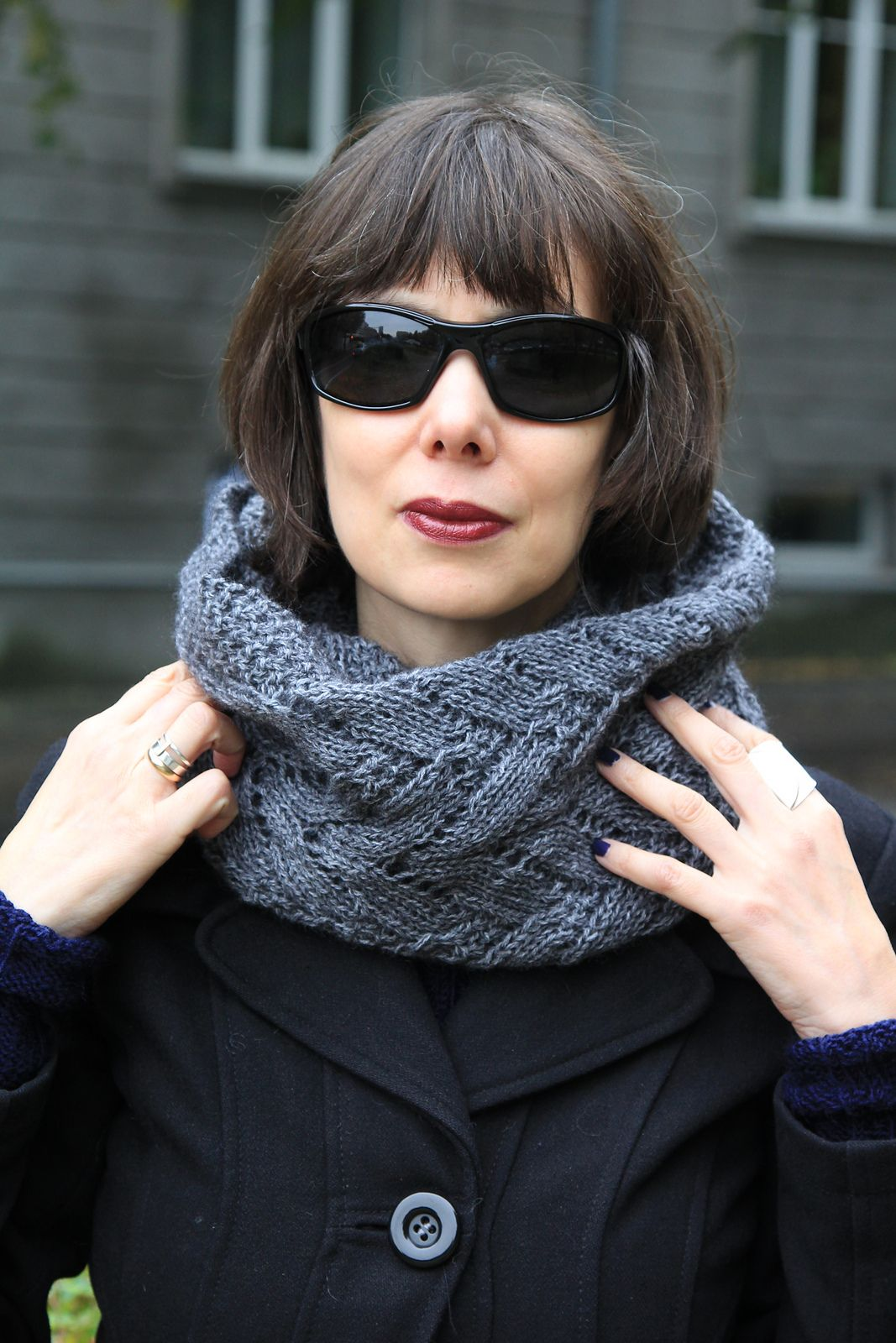 Ravelry: Hallahommik (First Frost) pattern by Anna Kuduja