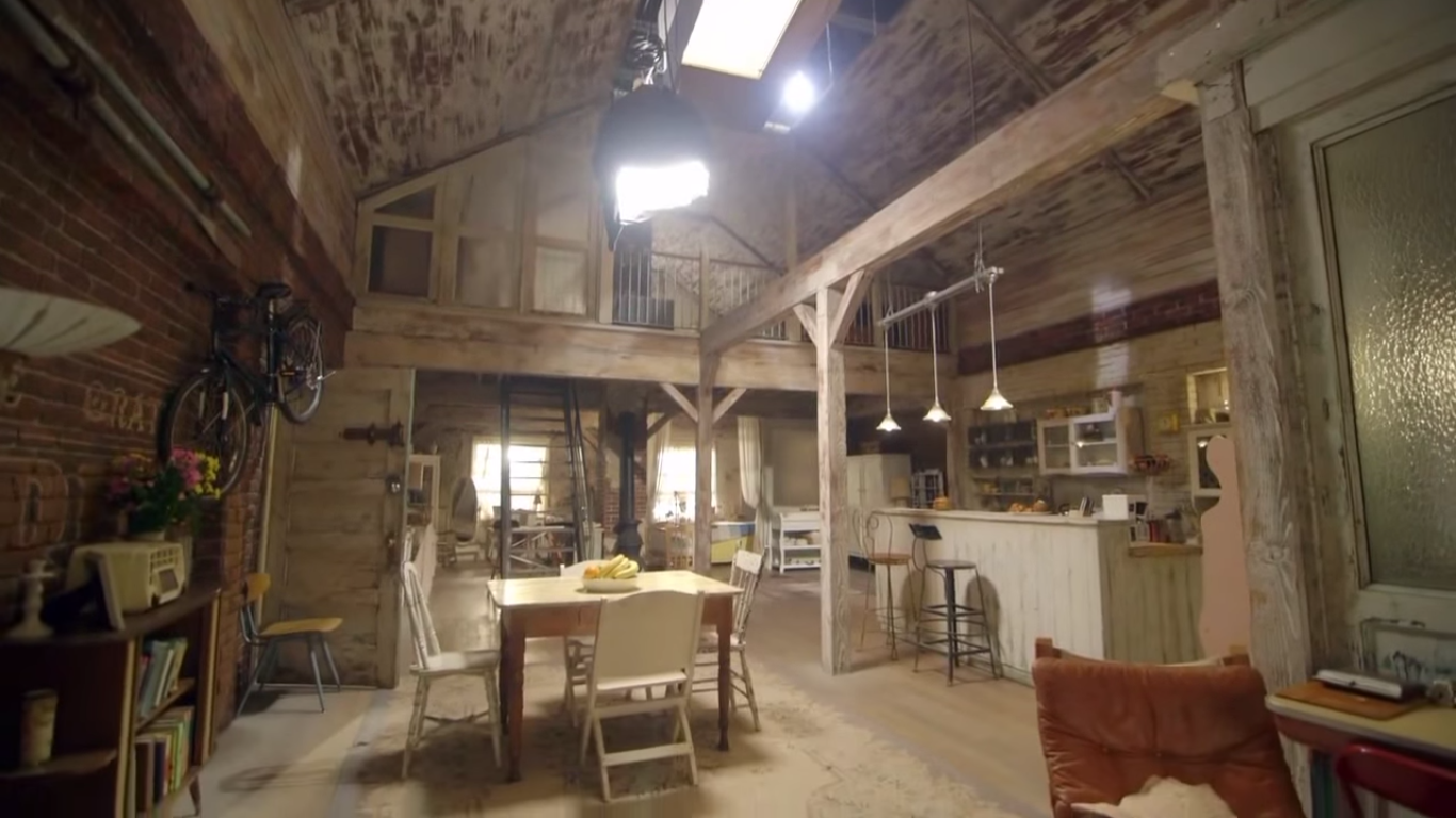 Once Upon A Time Mary Margaret S Apartment Favorite