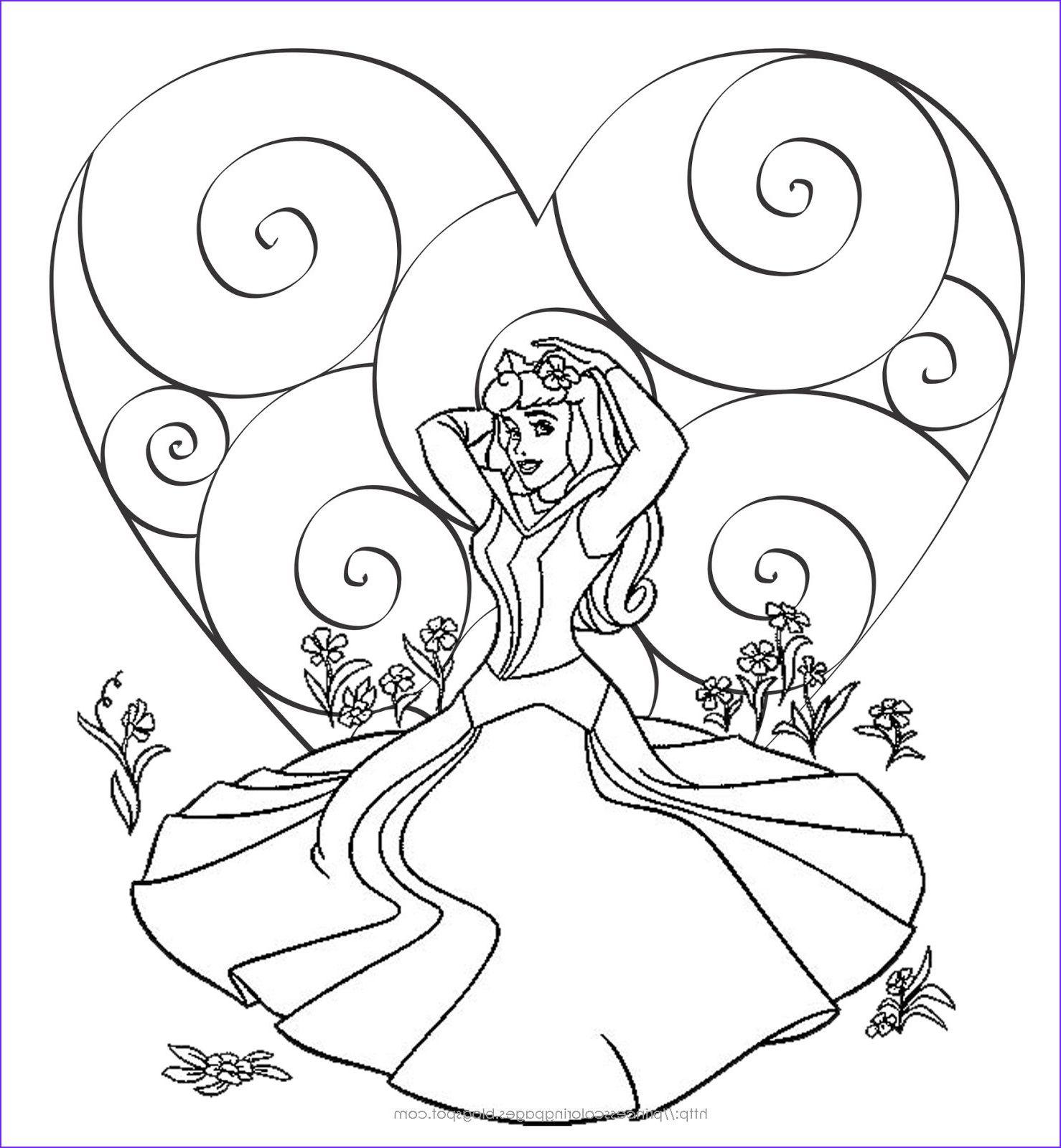 Princess Coloring Pages Disney Princess Colors Valentine Coloring Pages Disney Princess Coloring Pages