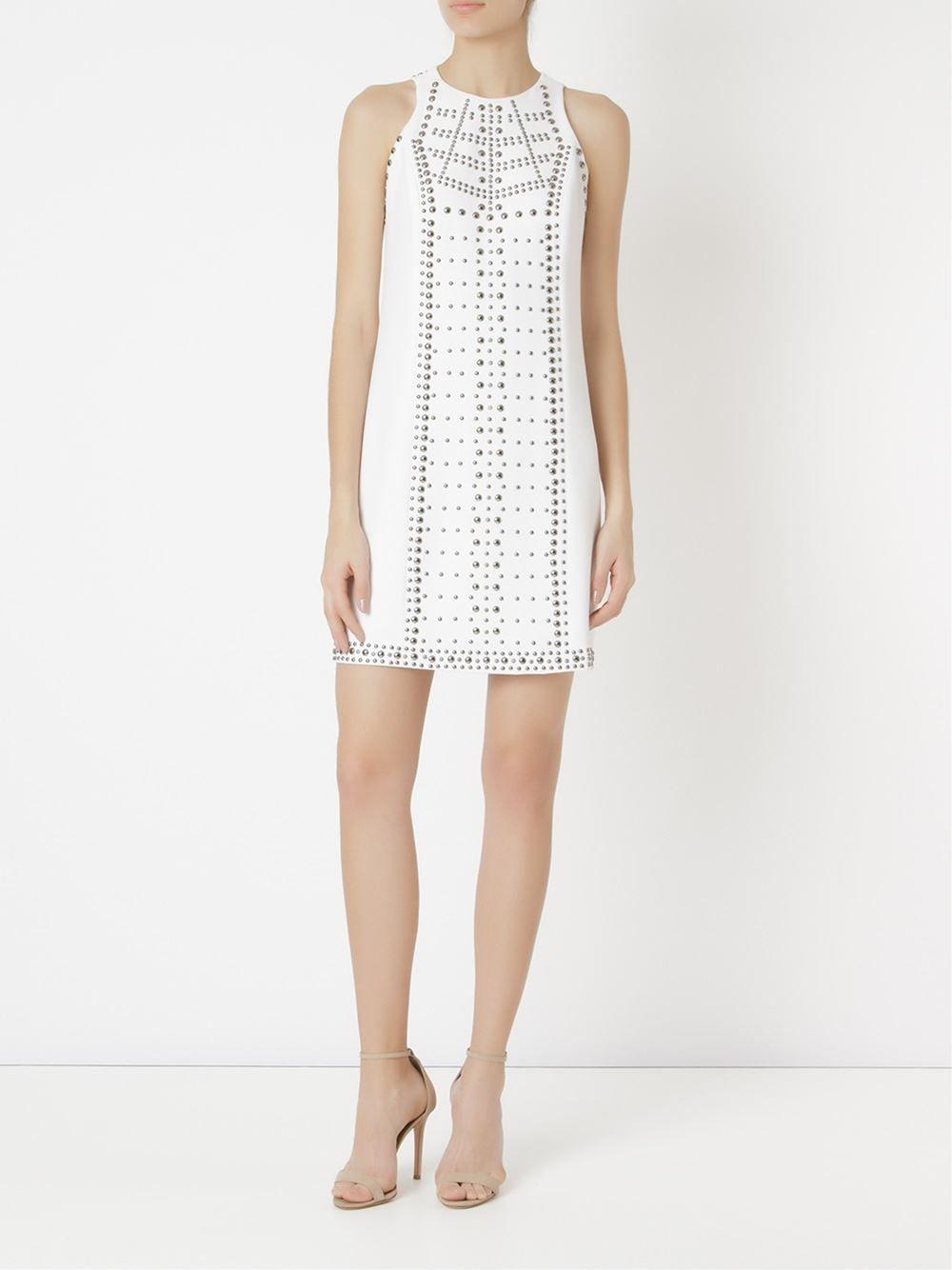 Versace Collection Vestido Bordado - Versace Collection - Farfetch.com
