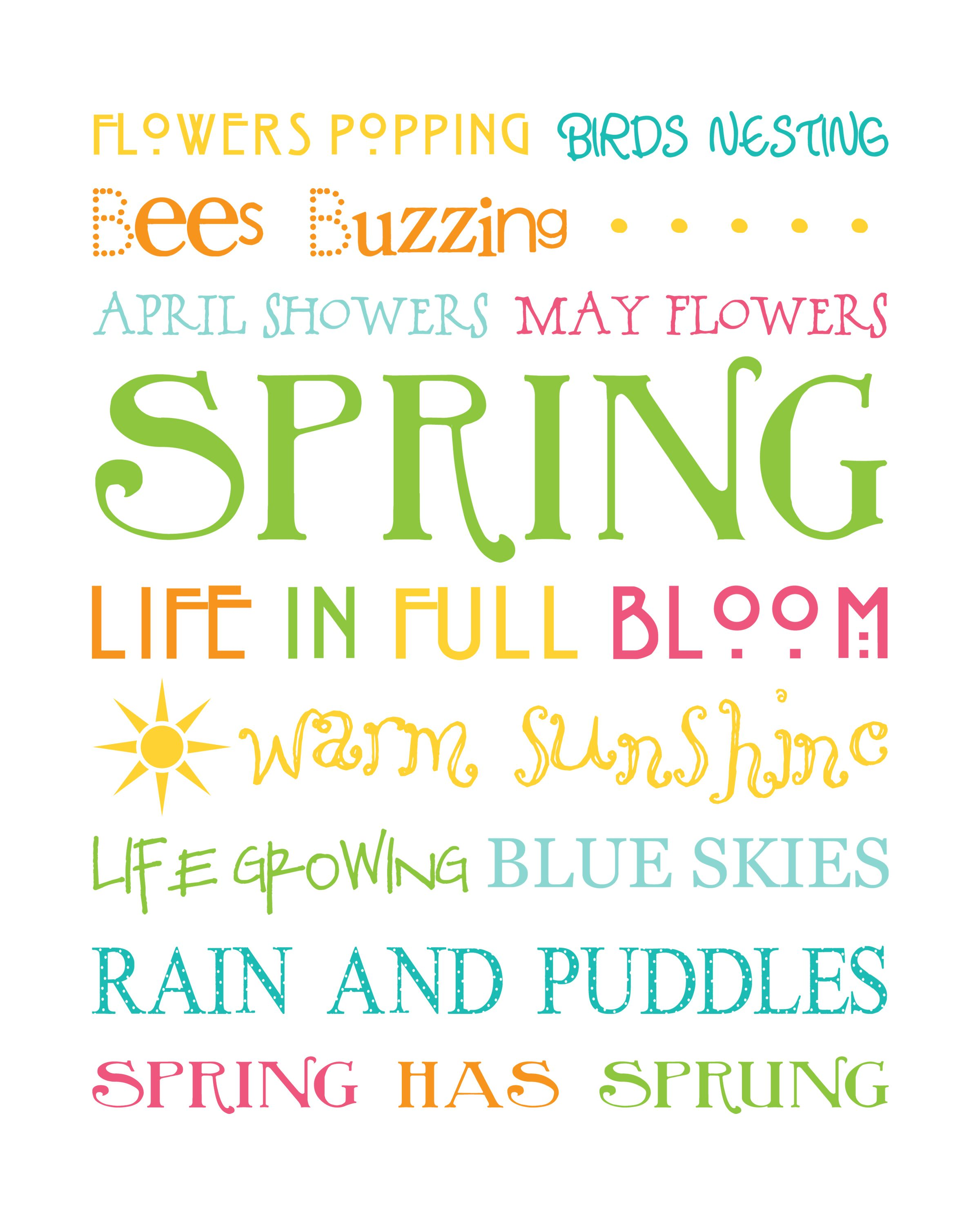 A year of subway art free holiday printables spring april a year of subway art free holiday printables pronofoot35fo Image collections