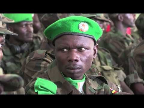 Focus On Somalia Amisom Ugandan Contigent Rotation Ep 11