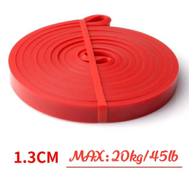 Resistance Band Strength Workout Fitness Unisex Training Rubber Expander 2020 Band Workout Resistance Band No Equipment Workout