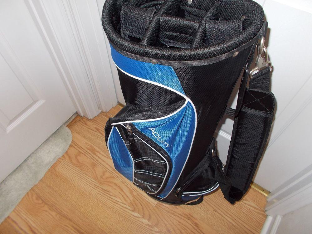 An Acuity Golf Bag