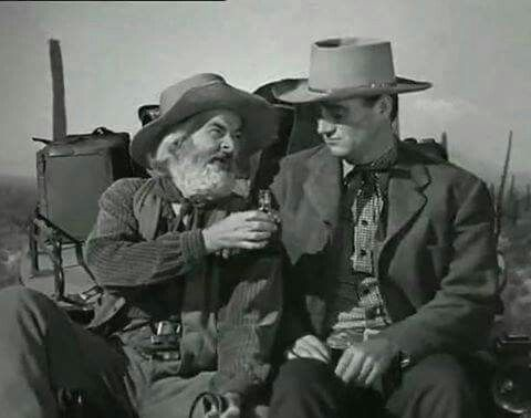 Image result for gabby hayes tall in the saddle