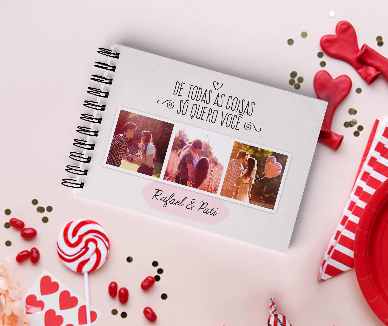 Comprar Album De Fotos E Fotolivro Personalizado Para Casais